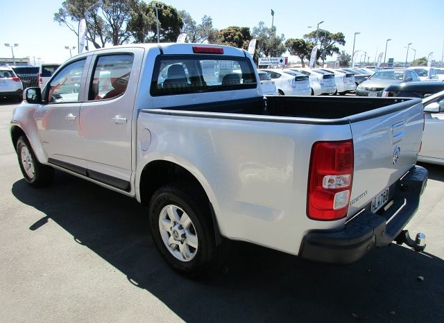2014 Holden Colorado full