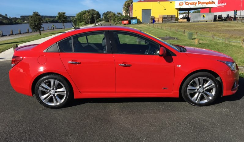 2015 Holden Cruze full