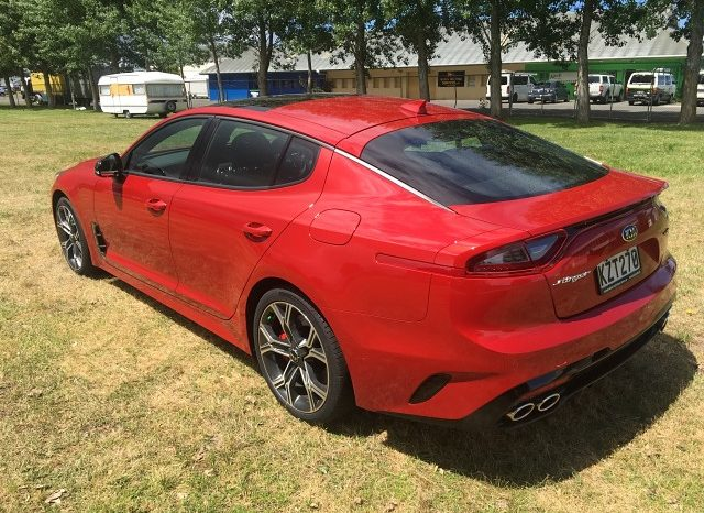 2017 Kia Stinger full